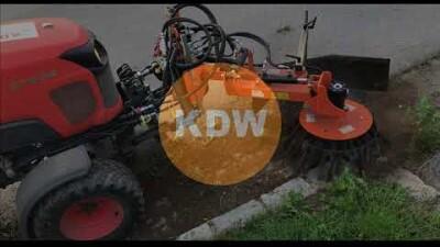 Embedded thumbnail for KDW Kehrmaschinen