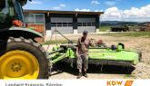 Schulte Sichelmulcher Mulchen Mäher Mais robust Qualität Österreich