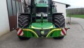 Tractorbumper Frontgewicht Unterfahrschutz John Deere Österreich